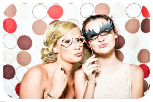 photobooth decoration mariage